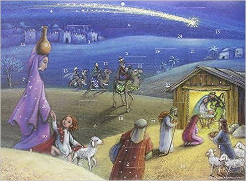 Lire un Calendrier de l'avent : Roberti le cadeau des rois mages pdf, epub