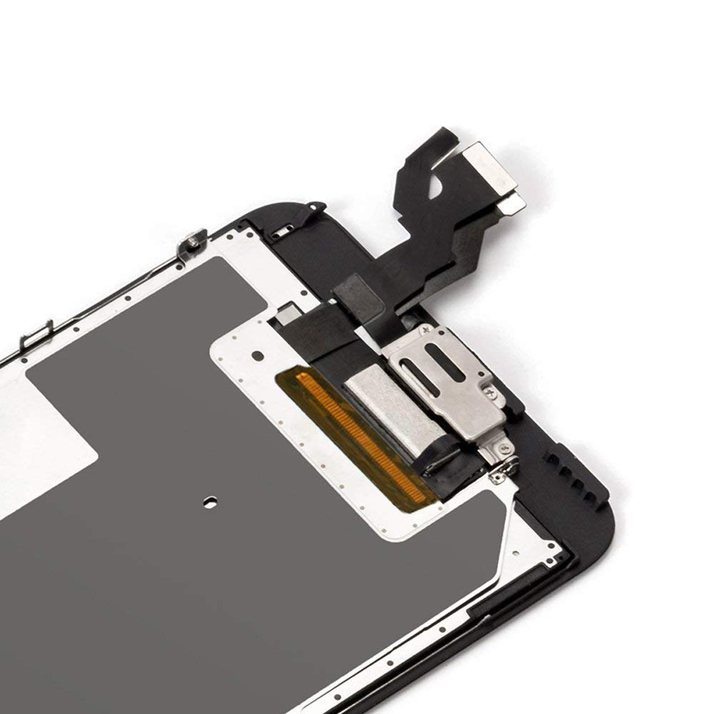 Outil Yodoit pour iPhone 6s Plus Affichage LCD et Assemblage de num/ériseur /Écran Tactile en Verre Remplacement avec Cadre Pi/èces de Rechange 5,5 Pouces Noir