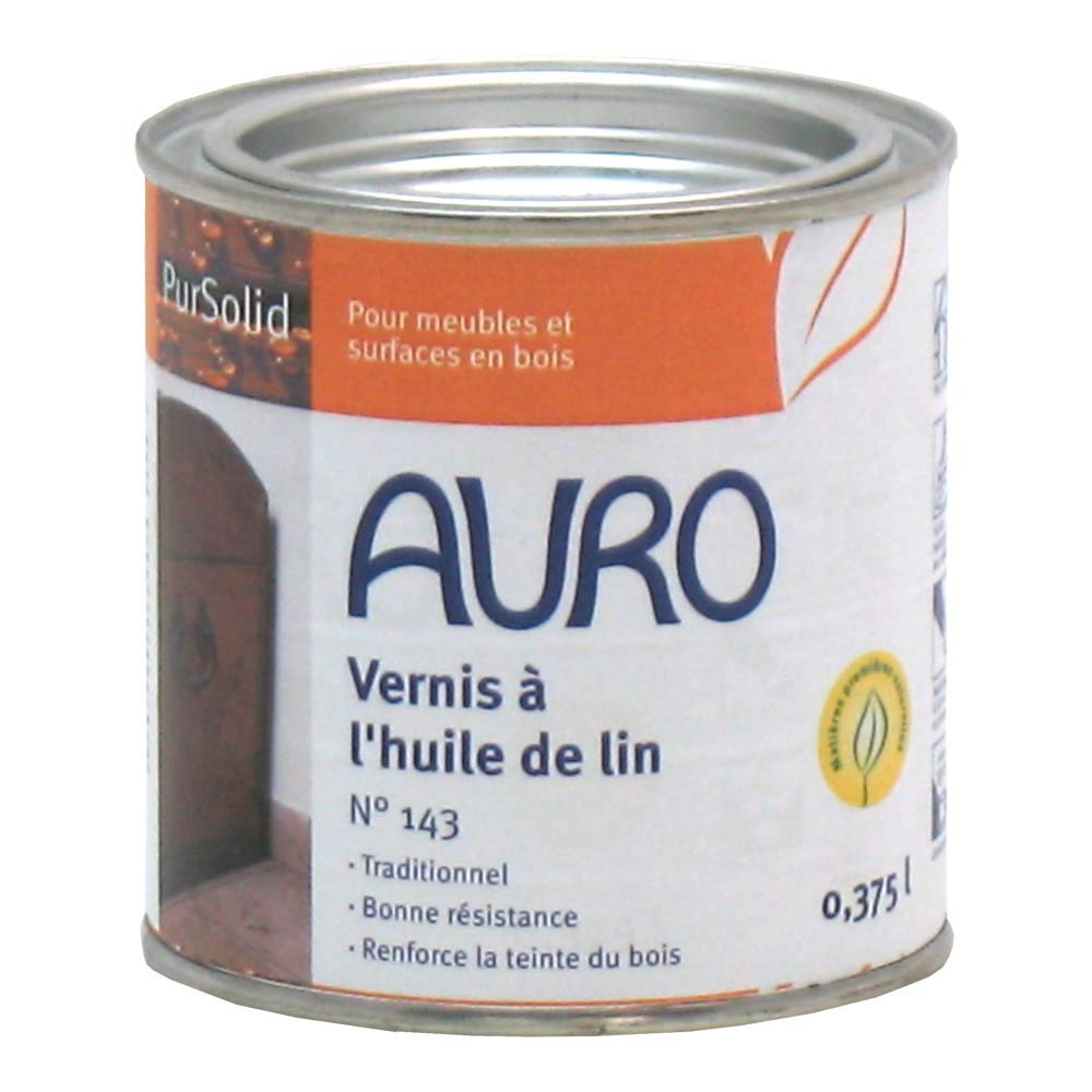 AURO Linseed oil varnish - Nr. 143