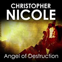 Angel of Destruction: Angel Fehrbach Series, Book 7 Audiobook by Christopher Nicole Narrated by Jilly Bond