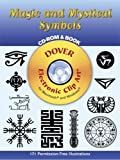 Magic and Mystical Symbols CD-ROM and Book (Dover Electronic Clip Art)
