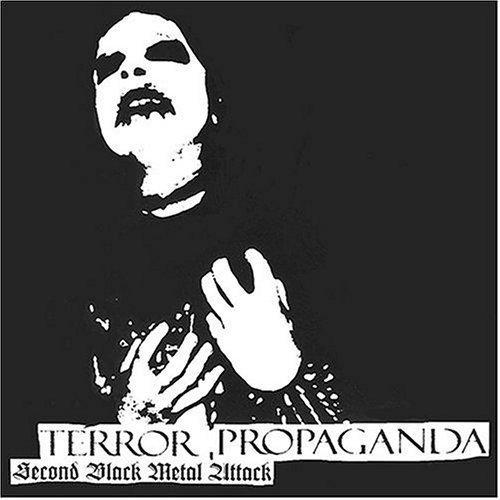 Terror Propaganda: Second Black Metal Attack by Moribund