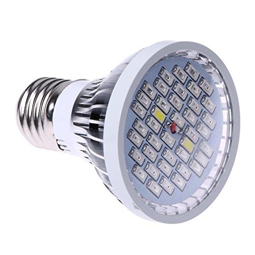 Matefield 40 LED Lights AC 85-265V 30W Grow Lights for Flower Plant E27