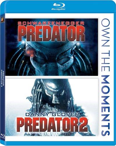 Predator 1+2 Bd Df-cb Sm - Predator 2