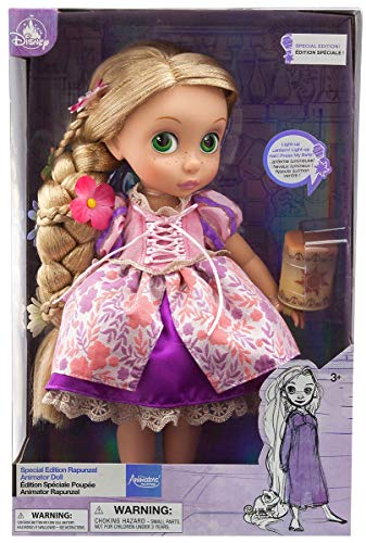 (Rapunzel Disney Animators' Collection Doll - Special Edition)