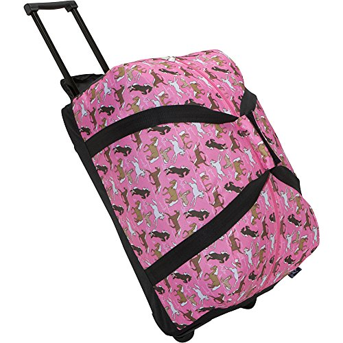Wildkin Good Times Rolling Duffel Bag
