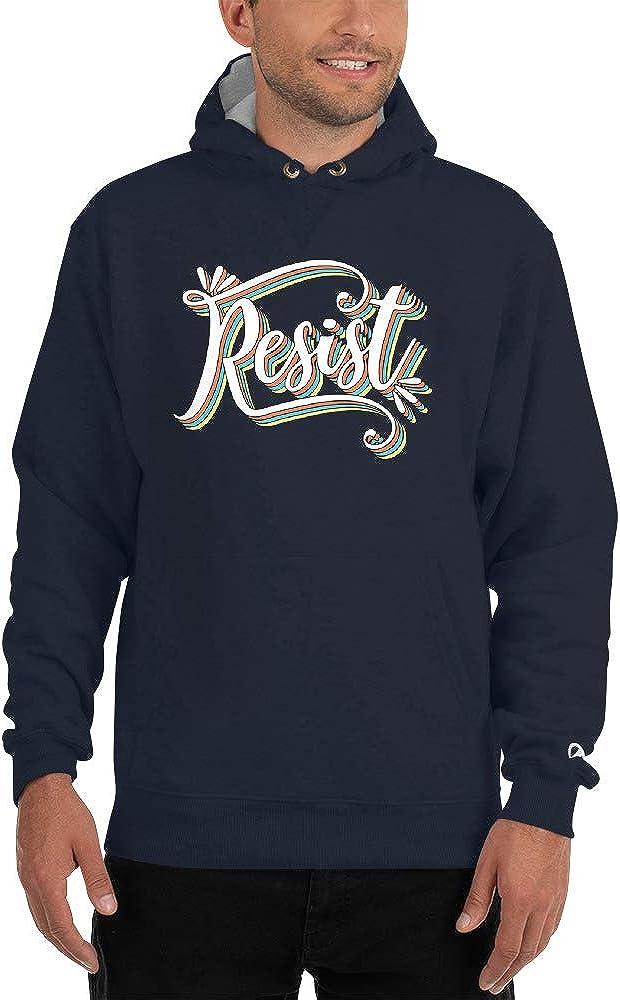 Resist Champion Hoodie