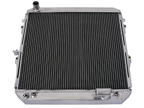 MONROE RACING U0356 2 ROW ALUMINUM RADIATOR FOR TOYOTA SURF HILUX 2.4/2.0 LN130 DIESEL AT/MT