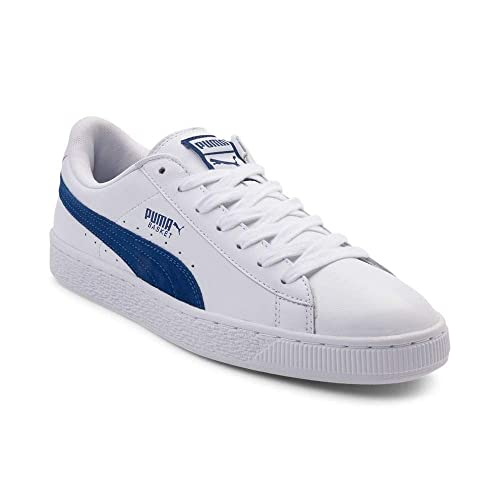 size 40 ecc18 94e5f Amazon.com | PUMA Men's Basket Classic Badge Fashion Sneaker ...