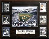 MLB Yankee Stadium Stadium Plaque (Trading Cards of Top Team Stars)