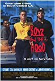 40 hood - (27x40) Boyz n the Hood Movie Poster