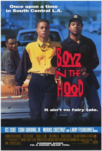 ((27x40) Boyz n the Hood Movie Poster)