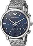 Emporio Armani Men's AR1979 Dress Gunmetal Watch