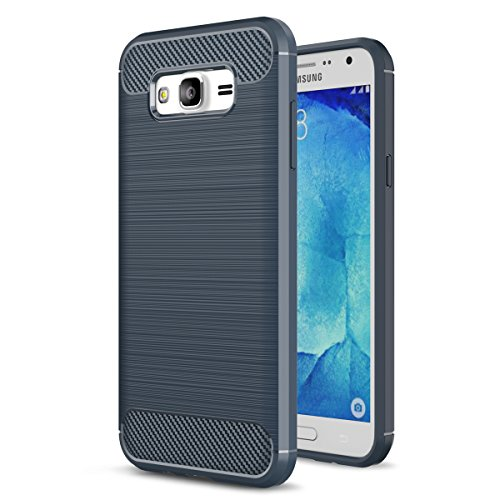 Galaxy J5 Case, Landee Soft TPU Shock Absorption Silicone Case Cover for Samsung Galaxy J5 / J500 (2015year 5.0