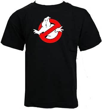 Kids - Ghostbusters Glow in The Dark Classic Movie Boys T-Shirt