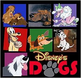 Disney S Dogs Disney Editions Deluxe Film Disney Book Group 9781423109204 Amazon Com Books