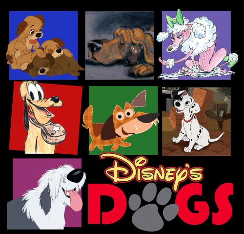 Disney's Dogs (Disney Editions Deluxe (Film)) by Disney Editions
