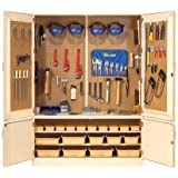 Diversified Woodcrafts TC-12 General Tool Storage Cabinet, Northwood's Maple