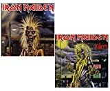 Iron Maiden - Killers - Iron Maiden 2 CD Album Bundling
