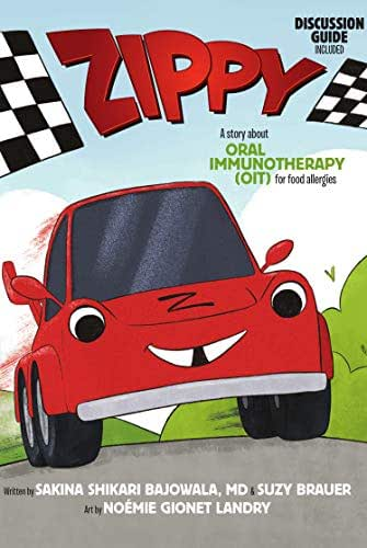 Zippy: A Story About Oral Immunotherapy (OIT) for Food Allergies