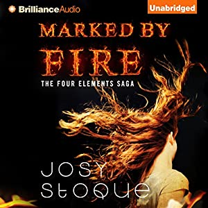 Marked by Fire Audiobook