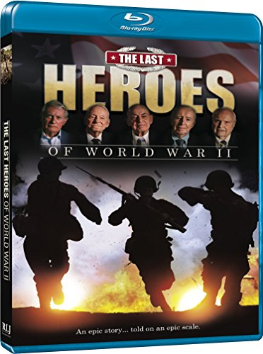 Last Heroes of WWII, The [Blu-ray]