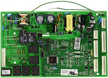 (PRIMECO New WR55X10942 Control Board Motherboard for GE Refrigerator PS2364946 AP443621 WR55X10942P by Primec Supply - 1 Year Warranty)