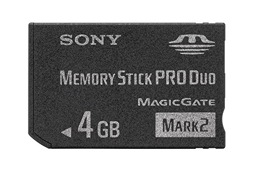 Sony MS Pro Duo Mark2 Memory Stick 4GB