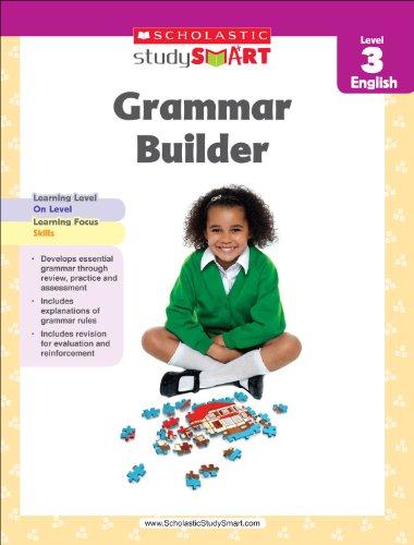 Scholastic Study Smart Grammar Builder Grade 3