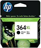 HP 364 XL - Cartucho de tinta original, negro