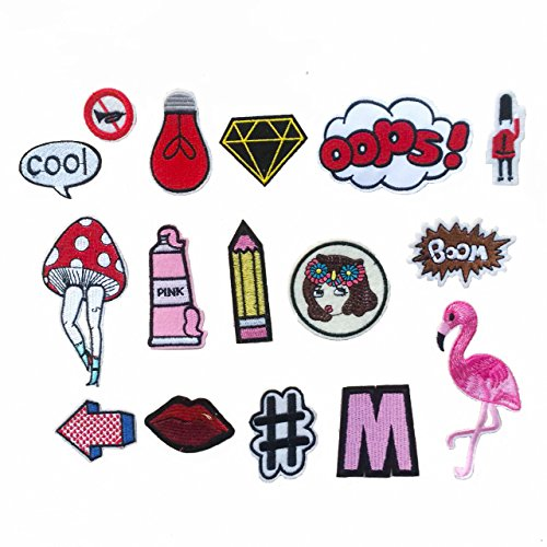 Tidy Patch Decoration Accessories Embroidered product image