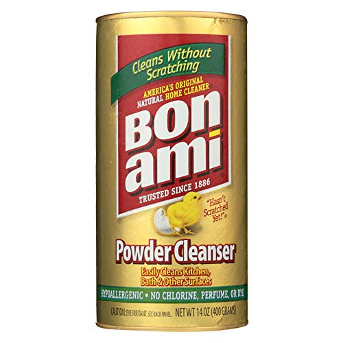 Bon Ami Powder Cleanser - 14 oz (Pack of 2)