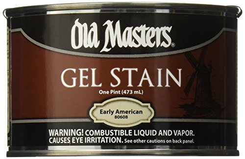 Old Masters 80608 Gel Stain Pint, Early American ()