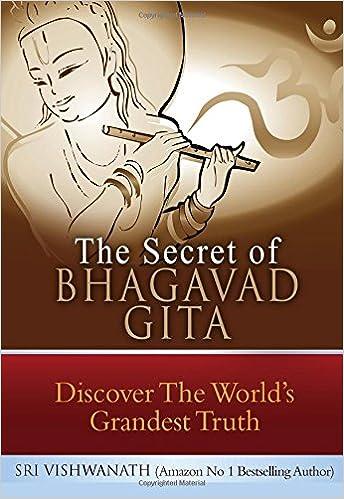 Amazon the secret of bhagavad gita 9780981770390 sri amazon the secret of bhagavad gita 9780981770390 sri vishwanath books fandeluxe Image collections