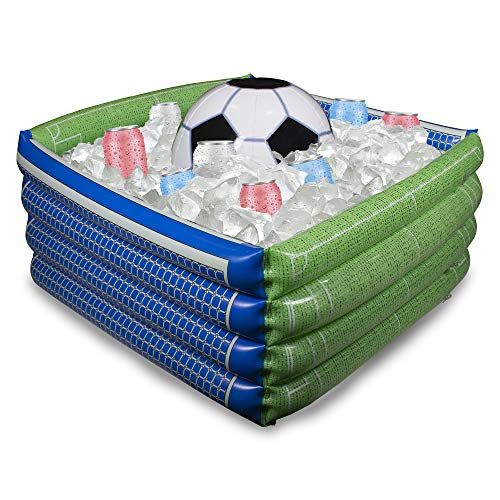 (Inflatable Blow Up Soccer Ball Drink)