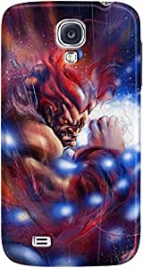 DailyObjects Akuma Case For Samsung Galaxy S4
