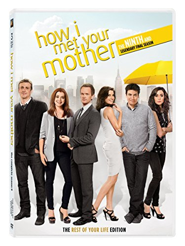 Amazon How I Met Your Mother Season 9 Josh Radnor Cobie Smulders Jason Segel Alyson Hannigan Neil Patrick Harris Cristin Milioti Movies TV