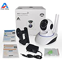 Auto Safety Wireless Camera HD 720P Security Network Surveillance Camera , Remote Motion Detect Alert Infrared Night Vision, Baby Monitor IP Camera,PC/iPhone/ Android View