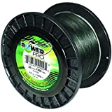 PowerPro Power Pro 21102000500E Braided Spectra Fiber Fishing Line, 200 Lb/500 yd, Moss Green
