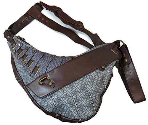 Star-Lord Sling Bag Adult Star Lord Guardians of The Galaxy Starlord Costume Blue]()