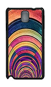 Fashion Style With Digital Art - Color Focus Skid PC Back Cover Case for Samsung Galaxy Note 3 N9000