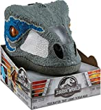 Jurassic World Chomp  n Roar Mask Velociraptor: Blue [Amazon Exclusive]