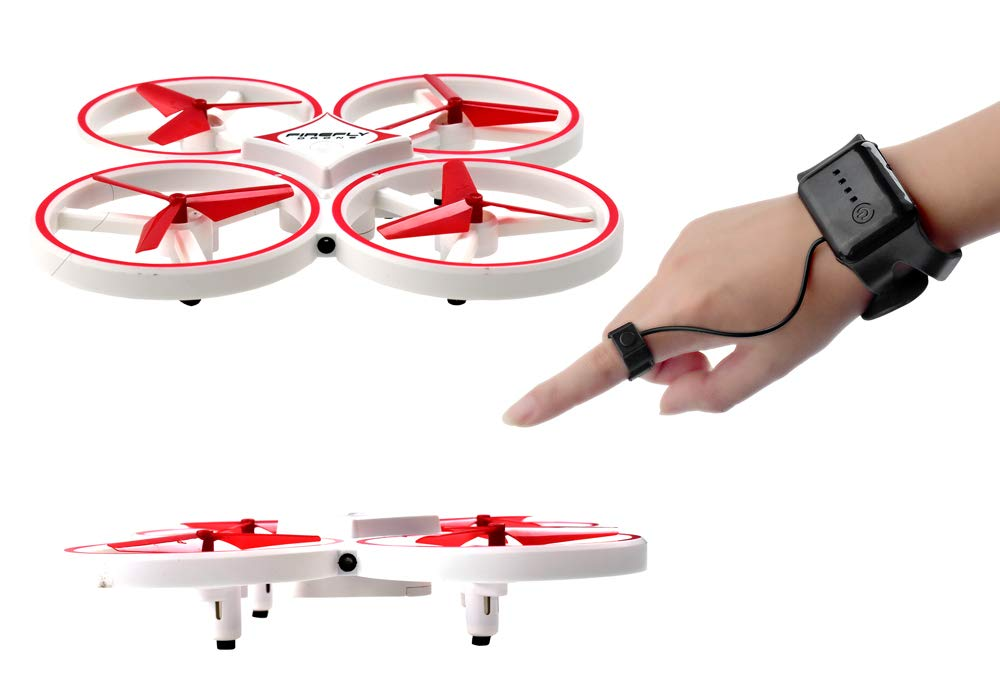 UPLEYING Smart Gesture Control Drone Automatically Avoid Obstacles (B) by UPLEYING