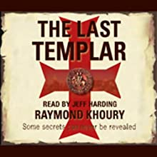 The Last Templar Audiobook by Raymond Khoury Narrated by Jeff Harding