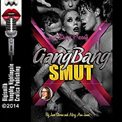 June Stevens Presents Gangbang Smut