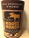 Harry & David, Moose Munch Gourmet Popcorn, Milk Chocolate S'mores, 10 Oz.