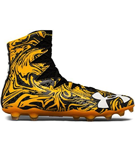 Under Armour UA Highlight Lux MC Black/Steeltown Gold for sale  Delivered anywhere in USA