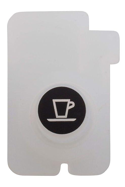 Krups Nespresso Botón Botón flujo taza de café Máquina esencia ...