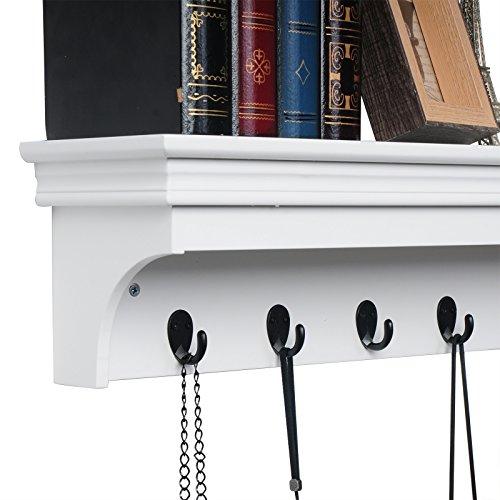 Best White Coat Rack With Shelf December 2019 ★ Top