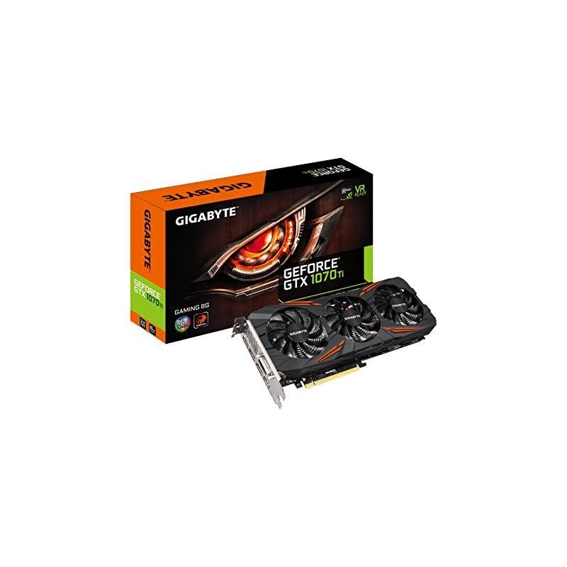 Gigabyte GeForce GTX 1070 Ti Gaming 8G (